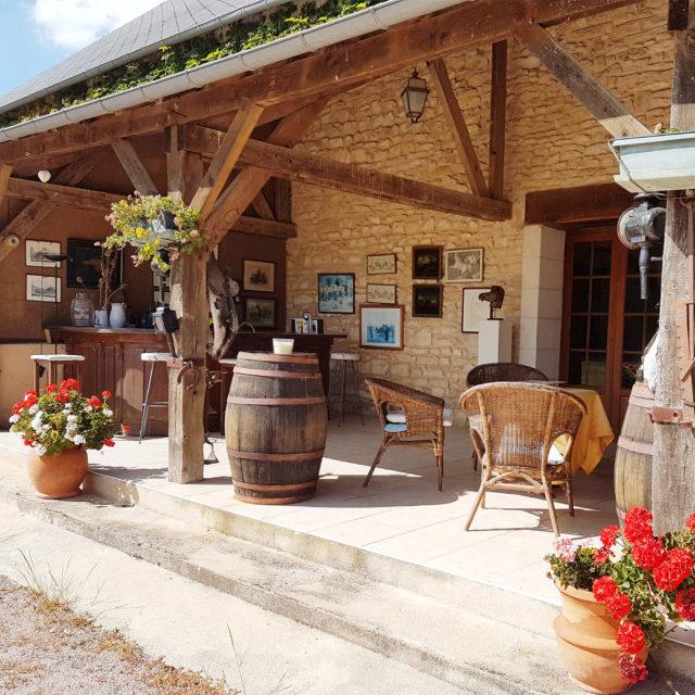 reservation bar dans le cher - reservation bar campagne champetre - location bar anniversaire berry