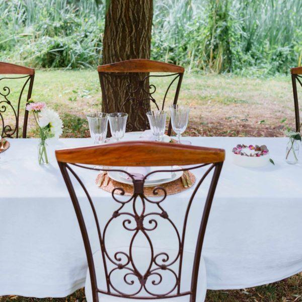 Salle mariage champêtre - cérémonie mariage berry - Salle de mariage le cher - Copyright Ponoie x La Kolibrine Wedding